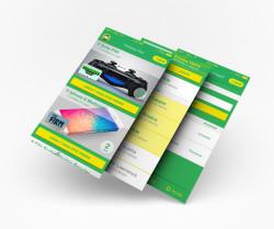 jungleprize-app-design