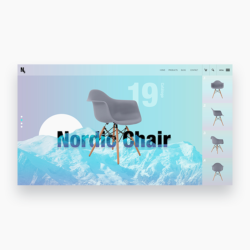 nordicchairmockup