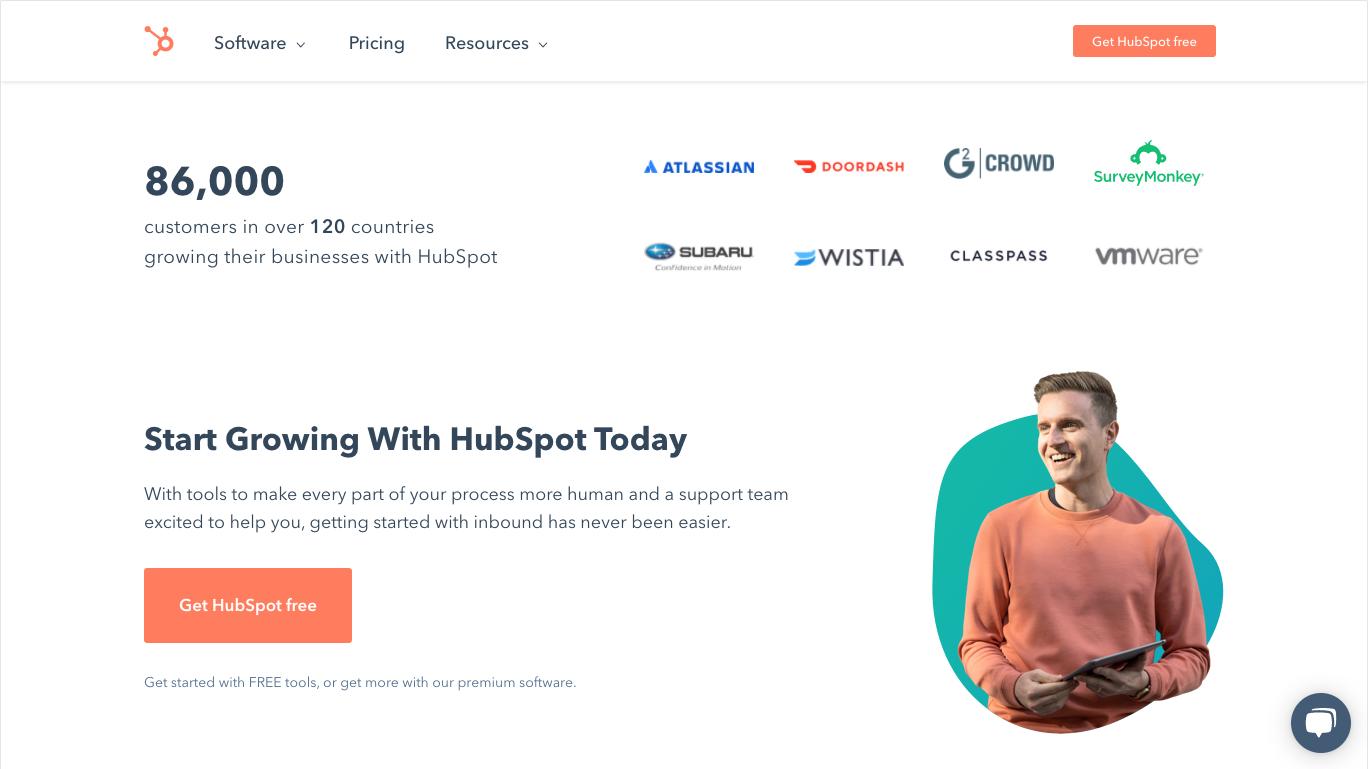 landing page clientes potenciales